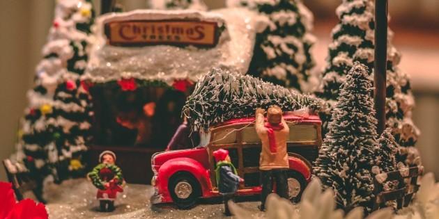 Новогодний хаос в соцсетях: как не потеряться среди конкурентов в сезон высоких продаж