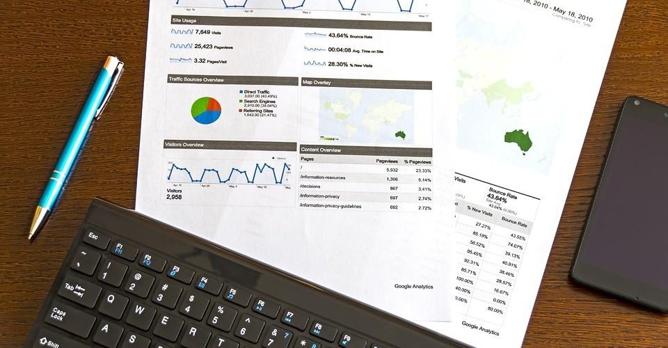 Как добавить счетчик Google Analytics на сайт