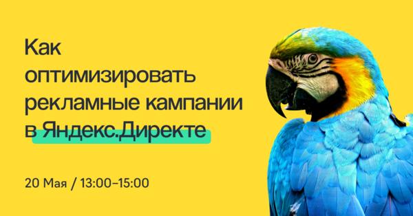 Как оптимизировать рекламные кампании в Яндекс.Директе