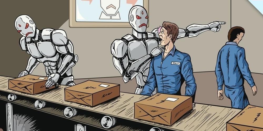 Какие роли достанутся специалистам при максимальной автоматизации