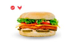 Бургер с новым изображением