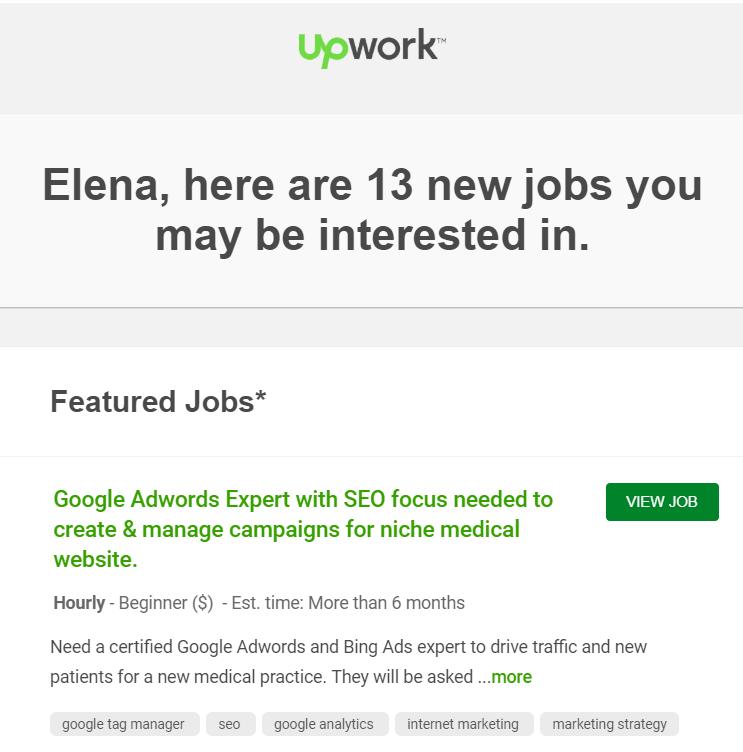 Поиск фриланса api freelance working for one company