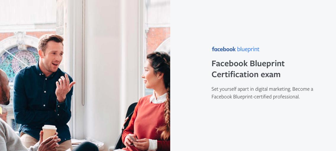 Как подготовиться и сдать сертификационный экзамен Facebook Blueprint - «Заработок»